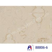 Buy cheap Flowers PVC Decorative Film , 0.12-0.18mm Thickness Pvc Interior Film Waterproof product