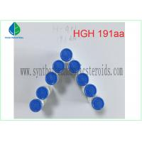 Buy cheap Muscle Building Hgh Human Growth Hormone Peptide Somastim 16iu Vial 5vials Per Kit product