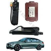 China Plastic Button Electric Tailgate Lift , Reliable BMW 3 Automatic Lift Gate Kit on sale