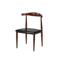 Buy cheap Modern Easy Assembly Hotel 50pcs PU Dining Chairs product