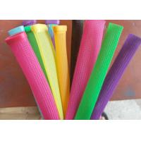Buy cheap Custom Size Expandable Braided Cable Sleeving For Automobile Wires Harness Protection product