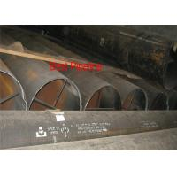 Buy cheap DIN 1615 1984 ST 37 LSAW Incoloy Pipe , Non Alloy Welded Steel Pipe Durable product