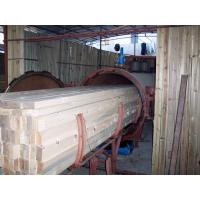Buy cheap Safety Chemical Wood Autoclave Machine For wood processing , High Pressure product