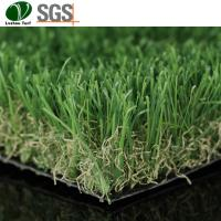 Buy cheap Patio Grass Carpet Fibrillated Yarn Futsal product