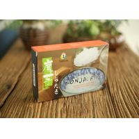 China White Rich Nutrition Shirataki Noodles Low Carb , Instant Konjac Flour Noodles on sale