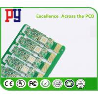 Buy cheap High Density Multilayer FR4 PCB Board 8 Layer Green Solder Mask 1oz Copper product