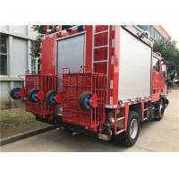 Buy cheap 5 Seat 4×2 Driving fire equipment truck FIAT IVECO ML 100E22 from wholesalers