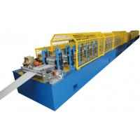Insulated Rolling Shutter Making Machine With Double Head Uncoiler