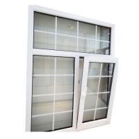 Buy cheap PVC Windows Grill Design Double Glazed Glass Energy Saving Profile from wholesalers