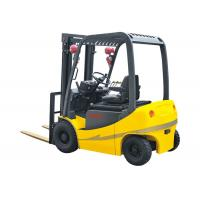 Buy cheap 3500kg Capacity Electrical Flameproof Forklift , Engineering Industrial Lift Truck product