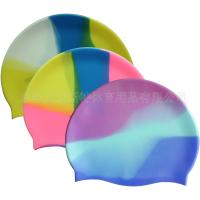 Buy cheap Hot Sale Silicone Swimming Cap / swim hat product