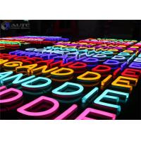 Buy cheap Electronic Flexible Outdoor Neon Lights Customized Size Long Life product