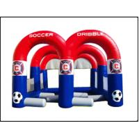 Buy cheap Original Design Soccer Ball Theme Inflatable Bounce Round Inflatable Bounce for Sale product