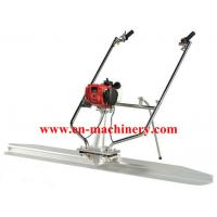 Buy cheap Surface Finishing Screed for Construction Machinery Simple Operation Low Maintenance product