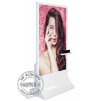 Buy cheap 65inch Floor Stand Wifi Digital Signage,Windows 10 Digital Signage Kiosk,Interactive Screen With Kinect Camera from wholesalers