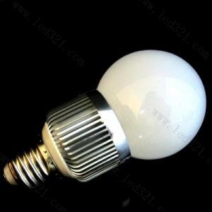 China 3W LED Bulb / el NO.BP3X1WB on sale