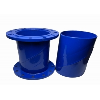 Buy cheap PED Water Supply Pe 2mm Thickness Plastic Coated Steel Pipe product