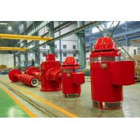 Buy cheap Vertical Turbine diesel Engine Driven Fire Fighting Pump Set 750 GPM  UL  Listed product