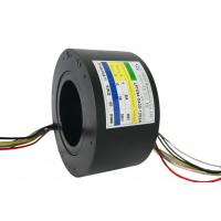 Buy cheap JINPAT Big Hole Slip Ring 18 Contacts 5 A Able To Transmitting Gases And Liquids product