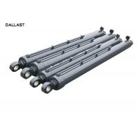 Buy cheap Heavy Duty Column Telescopic Double Acting Cylinder Durable Support For Mining product