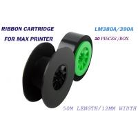 Buy cheap Cable ID Printer Ribbon Cartridges Ribbon cassette 12MM wire marking product
