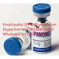 Buy cheap IPAMORELIN High Purity Human Growth Hormone Supplements / Peptide Gonadorelin Injection product