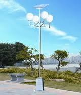 China Protable waterproof high power Solar Power LVD park lights Outdoor 15W for park, garden on sale