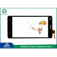 China 5 Inch Mobile Phone Touch Panel Capacitive Touchscreen For Android Cellphone on sale