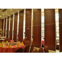 Buy cheap Acoustic Room Dividers Movable , Sandwich Panel Walls Single Or Double Door product
