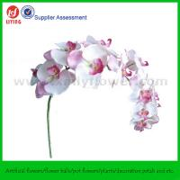 "Buy cheap 45"" Silk Orchid Flower (14 FLWS) product"