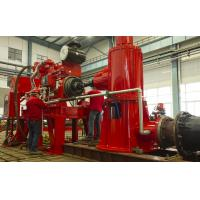Buy cheap UL Listed 2000 GPM Vertical Turbine  Fire Fighting Water Pump with Diesel Engine / Electric Motor Driven product
