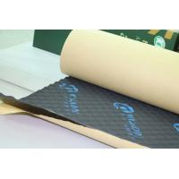 buy cheap rubber foam sound absorption pad fireproof 8mm self adhesive insulation mat product