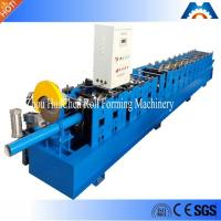 Buy cheap Rainspout Downspout Roll Forming Machine Fly Saw Cutting 100mm Or Customized Diameter product