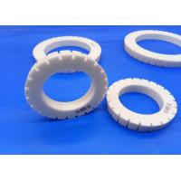 Buy cheap Customized High Precision Zirconia Ceramic Gear Wheel Alumina Ceramic Sealing Rings / Spacers Industrial Part from wholesalers