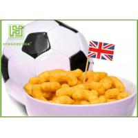 Buy cheap OEM Dinning Event Cake Decoration Toppers Football Cupcake Picks Eco - Friendly product