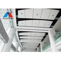 Buy cheap Decorative Roller Coated Aluminium Perforated Panel For Building Facade from wholesalers