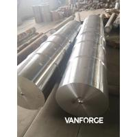 Buy cheap Quenched And Tempered Shaft Steel Rolling Mill Open Die Forgings For Machinery product