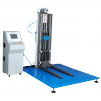 Buy cheap Electric Transmission Package Testing Equipment , Pack Impact Testing Machines product