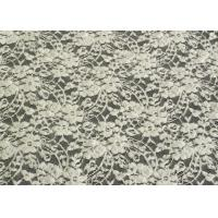 Quality  Brushed Lace Water Soluble Fabric  for sale