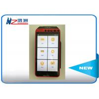 Buy cheap Quad Core CPU Android POS Terminal , Android Based Point Of Sale Equipment product