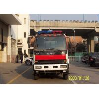 Buy cheap 220V Lighting System Fire Chief Vehicle , 25L Fuel Tank Capacity Incident Command Vehicle product