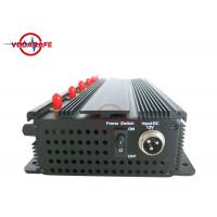 Buy cheap School Exam Mobile Phone Signal Jammer Compact Design With Good Cooling System product