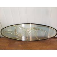 Buy cheap Architectural Energy Saving Glass, Clear Oval Insulated Glass Panels product