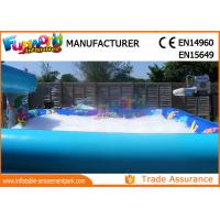 Buy cheap PVC Tarpaulin Inflatable Water Parks Inflatable Foam Dance Pit from wholesalers