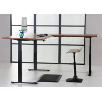 Convertible Automatic Electric Sit Stand Desk For Office / Home