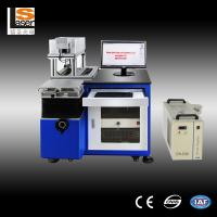 Buy cheap Electronic Products T - Shirt UV Laser Marking Machine Graphic Surface product