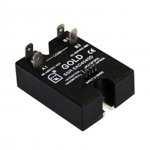 Buy cheap 100 Amp Dc AC 2 Phase Solid State Relay Heater Control product