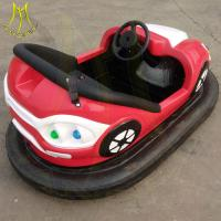 China Hansel amusement rides electronic battery bumper cars for outdoor on sale