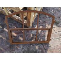 Erosion Resistance Fixed Cast Iron Windows Wrought Iron Or Steel Aterial