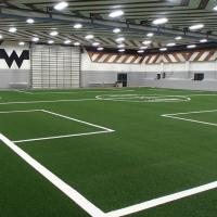 Buy cheap Anti UV Eco Artificial Grass Waterproof Carpets For Football Soccer Stadium product
